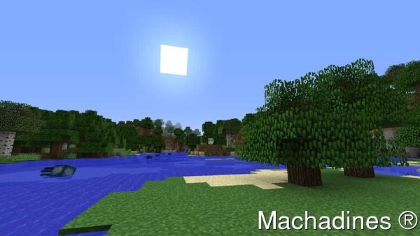 Mundo Principal en Minecraft