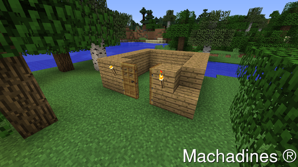 Construcción de un refugio